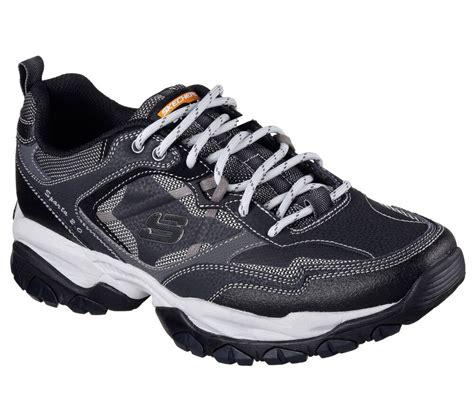 52700 w wide fit navy skechers shoes memory foam sport comfort sneaker ebay