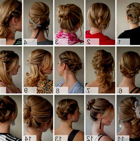 quick and easy hairstyles for short hair step by step cute hairstyles and easy harvardsol com