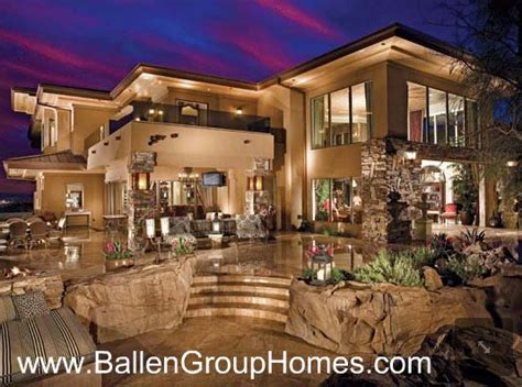 He Ridges In Summerlin Luxury Homes For Sale In Las Vegas Summerlin Luxury Homes
