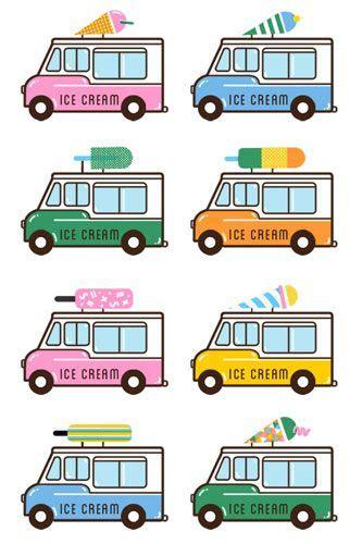 poolga ice cream van background ico picto info ice cream van wallpaper iphone  wallpaper
