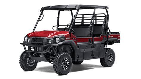 Accessories For Kawasaki Mule by 2016 Mule Pro Fxt Eps Le Mule Pro Series Side X Side By