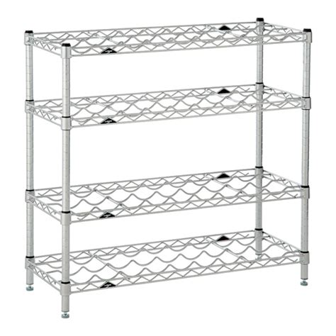 Container Store Wine Rack by Intermetro Wine Rack The Container Store
