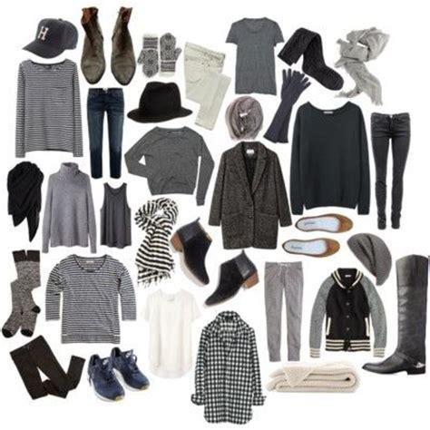 wardrobe basics minimal classic basics for