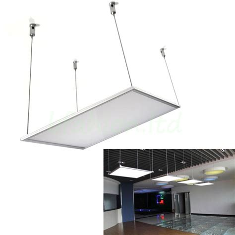 completely adjustable light hanging kit led panel light