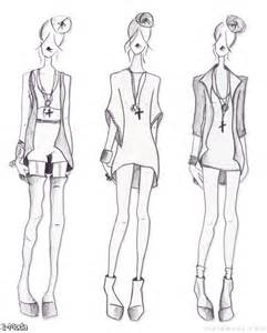croquis back fashion trends 2016 2017