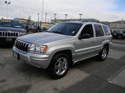 2004 Jeep Grand Gas Mileage Gas Mileage Of 2004 Jeep Grand Fuel Economy