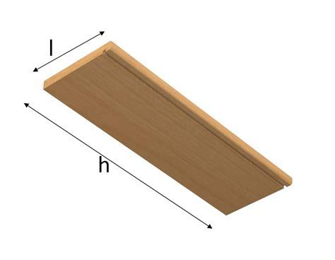 alzata scale interne fresatura sottogrado per incasso alzata