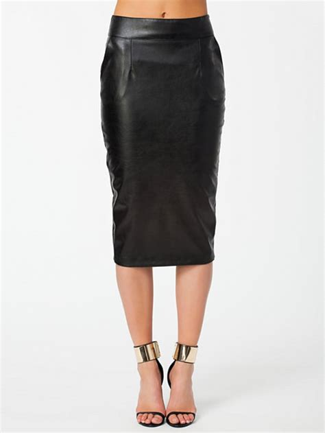 River Island Gift Card Page - pu pencil skirt river island black skirts clothing women nelly com uk