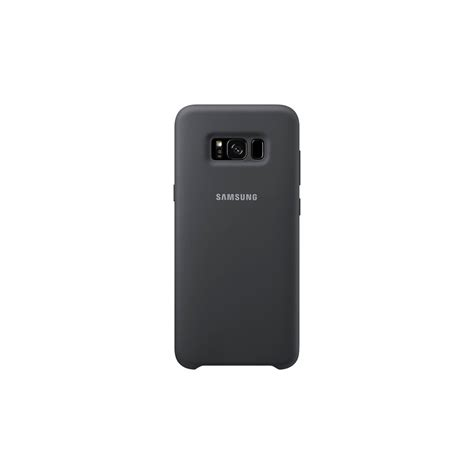 Samsung Galaxy S8 S 8 Silicone Swan With Soft Ultra Slim samsung galaxy s8 silicone cover grey computing