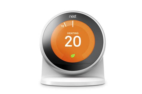 Nest Stand for Learning Thermostat 3rd Generation Best Temperature Sensor New UK