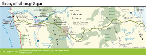 map of hwy 26 oregon oregon road trip usa