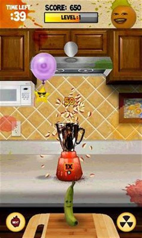 annoying orange kitchen carnage for android free