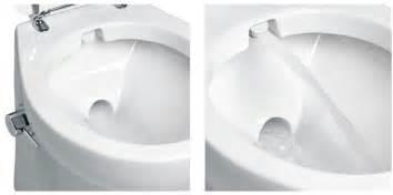 Water Bidet Planus Artic Toilet With Integrated Bidet Water Jet