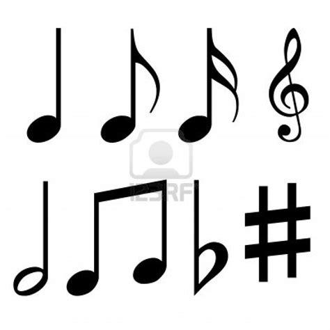 imagenes hermosas musicales notas musicales im 225 genes