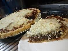 shoo alternatives shoofly pie