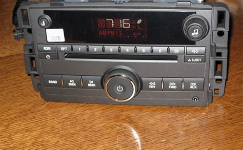 i need a 2008 gmc 1500 factory radio schematic inside wiring oem radios vehicle radio electronic original