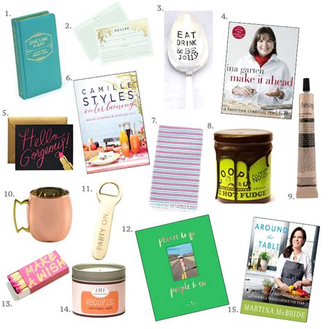 gifts for hostess gift guide for the hostess marla young