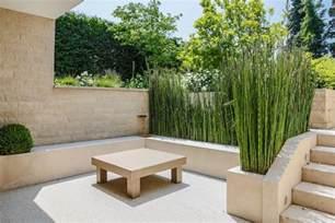 sichtschutz terrasse pflanzen terrasse mit pflanzen gestalten tipps und tricks galanet