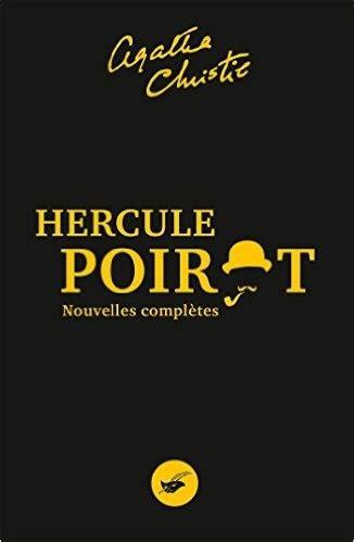 2702446434 integrale hercule poirot volume nouvelles compl 232 tes hercule poirot livraddict