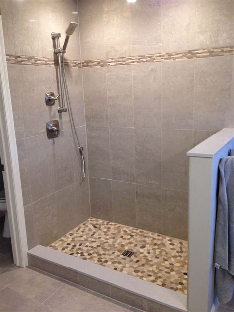 bathroom ideas pebble tile 12 x 12 turquoise top 25 ideas about 12x24 tile on pinterest small