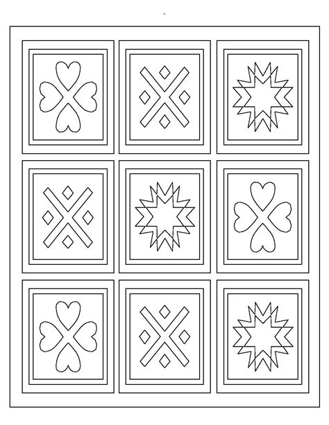 Q For Quilt Coloring Page by Quilt Coloring Pages Preschool Search A