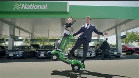 patrick warburton commercial national car rental tv commercial we ve got it covered