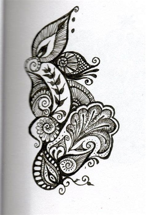 tattoo on paper love this henna design henna and tattoos pinterest
