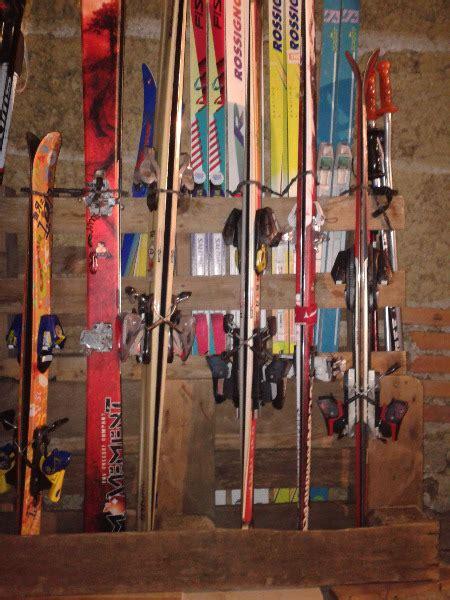 Pour La Maison by Rack 224 Skis Pour La Maison Skitour
