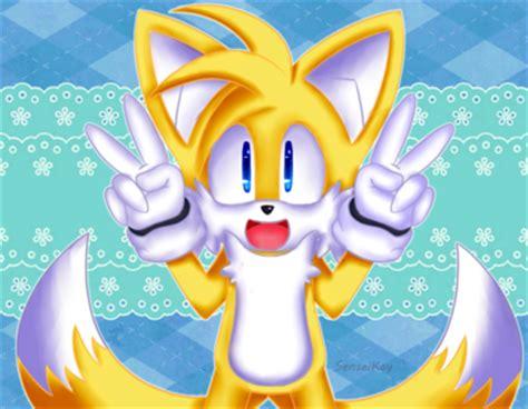 imagenes de tails kawaii kawaii desu ne miles tails prower speedpaint by