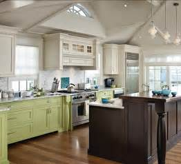 tone cabinets kitchen home pinterest two tone kitchen cabinet ideas inspiring two tone kitchen cabinest