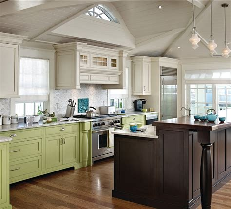 Two Tone Kitchen Cabinet Ideas 60 Inspiring Kitchen Design Ideas Home Bunch Interior Design Ideas