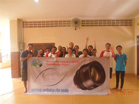 bahan membuat film pendek workshop pembuatan film pendek komisi komunikasi sosial