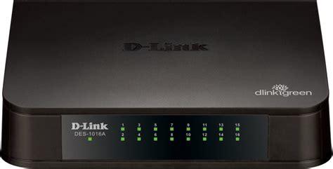 Switch D Link 16 Port d link des 1016a 16 port 10 100 network switch d link flipkart