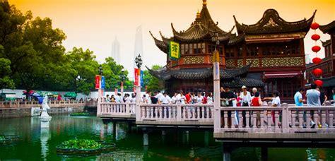 yu garden yuyuan garden bazaar things to do in shanghai