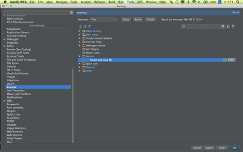 format file intellij intellij ideaでファイル保存時にcode formatする qiita