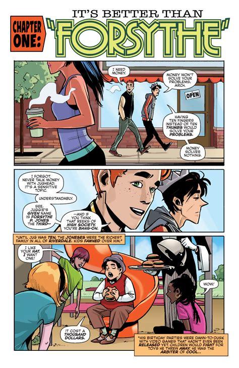 archie vol 2 comic book preview archie volume 1 bounding into comics