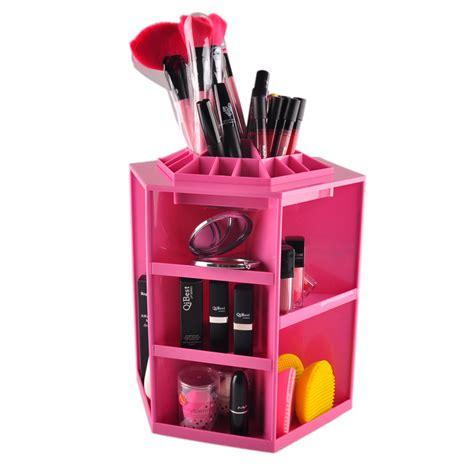 Rak Kosmetik by Rak Kosmetik Makeup Berputar 360 Derajat Black