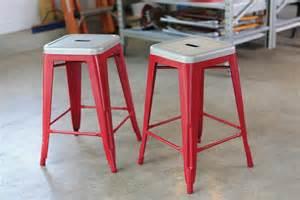 metal bar stools