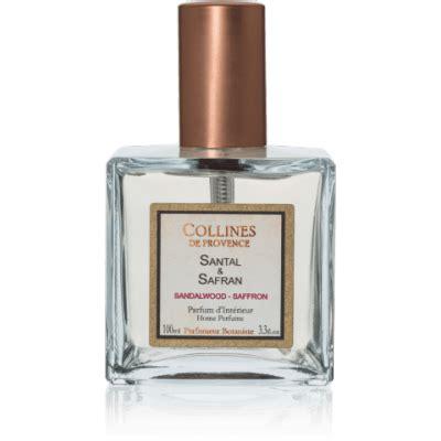 Parfum Interieur Collines De Provence Parfum Interieur Santal Et Safran