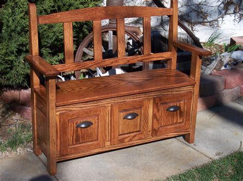 oak entry bench oak entry bench by heirloomwoodworking lumberjocks com woodworking community