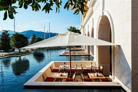 regent porto montenegro regent porto montenegro opens on the adriatic