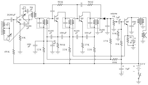 germanium transistor radio circuits radio circuits practical analog semiconductor circuits electronics textbook
