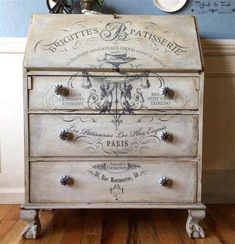 furniture rub  transfers   country ideas