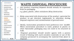 Used Plastic Storage Containers - pharmaceutical waste management in india