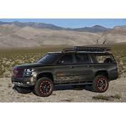 Luke Bryan Chevrolet Suburabn Debuts SEMA 2017  GM Authority