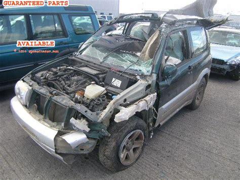 Suzuki Vitara Spare Parts Suzuki Grand Vitara Breakers Grand Vitara Dismantlers