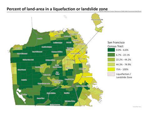 san francisco landfill map san francisco liquefaction map adriftskateshop
