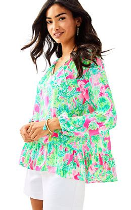 Catty Tunic 1 tunic tops crop tops v neck shirts for lilly