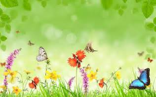 A Perfect Day Wall Mural wallpaper butterfly