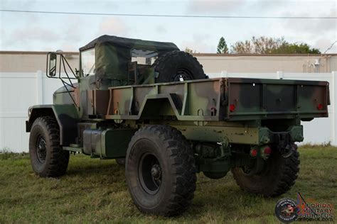 bob sellers gmc 1968 kaiser jeep m54a2 multifuel 5 ton bobbed m35